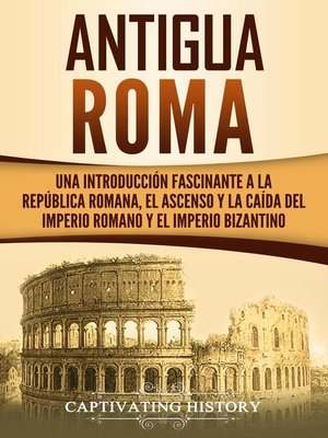 cover image of Antigua Roma