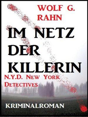 cover image of Im Netz der Killerin