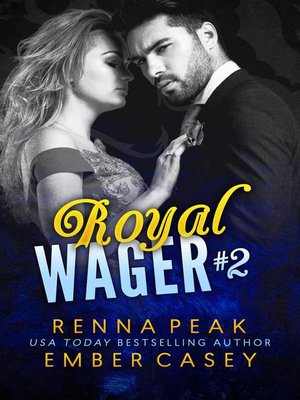 cover image of Royal Wager #2