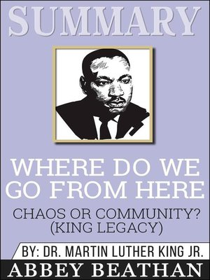 cover image of Summary of Where Do We Go from Here