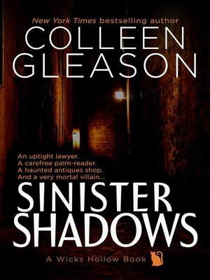 cover image of Sinister Shadows