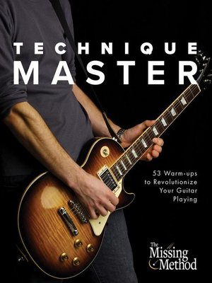 cover image of Technique Master, #1