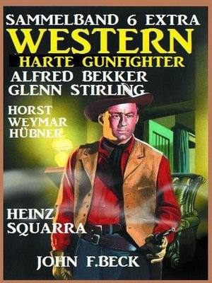 cover image of Harte Gunfighter