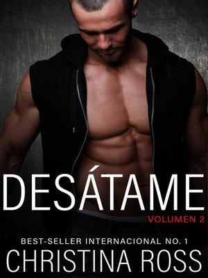 cover image of DESÁTAME, Volume 2