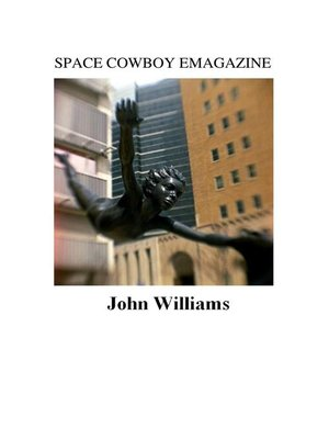 cover image of Space Cowboy Emagazine