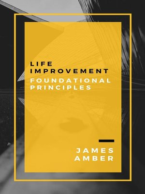 cover image of Life Improvement