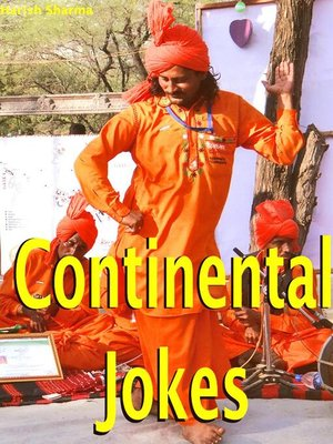 cover image of Continental Jokes