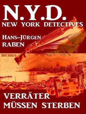 cover image of Verräter müssen sterben