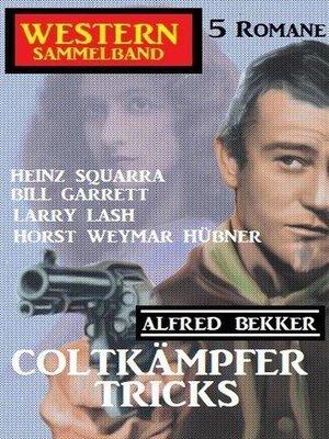 cover image of Coltkämpfer-Tricks