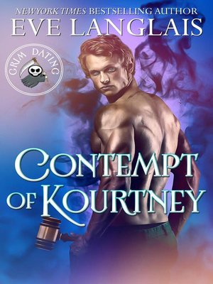cover image of Contempt of Kourtney