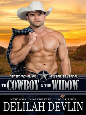 cover image of The Cowboy and the Widow