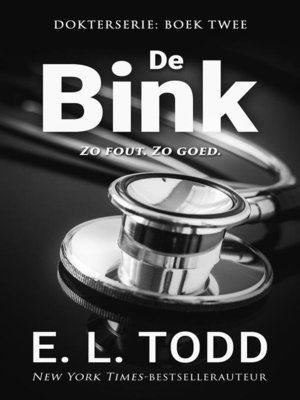 cover image of De bink