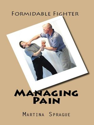 cover image of Managing Pain