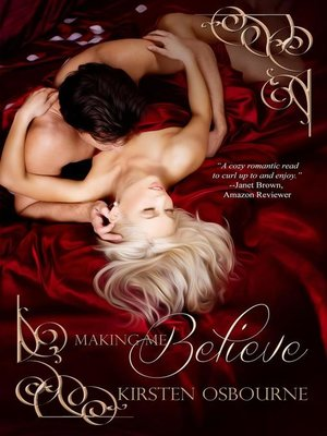 cover image of Making Me Believe