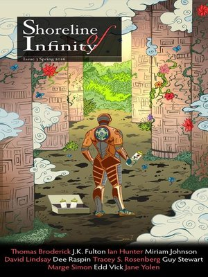 cover image of Shoreline of Infinity 3