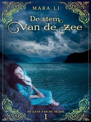 cover image of De stem van de zee