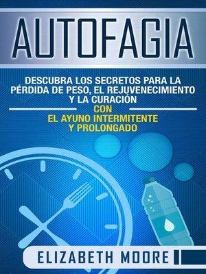 cover image of Autofagia