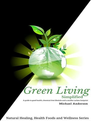 cover image of Green Living Simplified