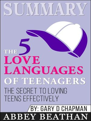 cover image of Summary of the 5 Love Languages of Teenagers