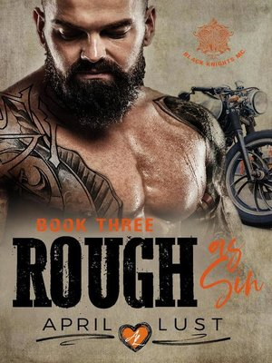 cover image of Rough as Sin (Book 3)