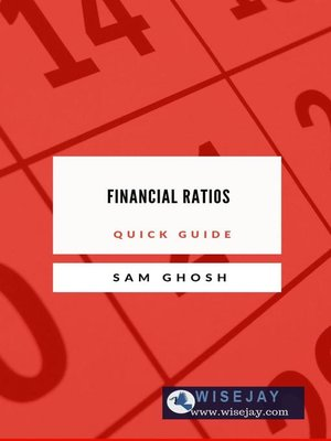 cover image of Financial Ratios Quick Guide