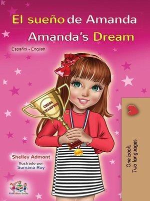 cover image of El sueño de Amanda Amanda's Dream
