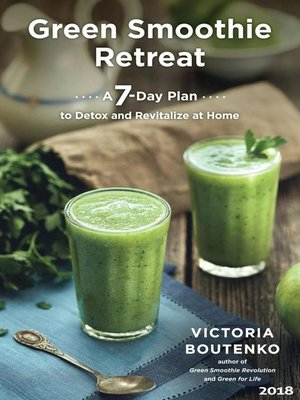 cover image of Green Smoothie Retreat