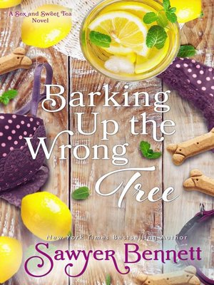 cover image of Barking Up the Wrong Tree