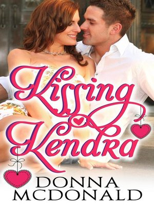 cover image of Kissing Kendra