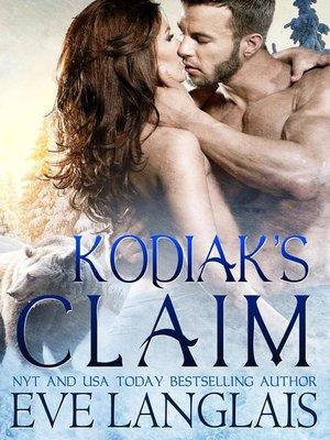 cover image of Kodiak's Claim