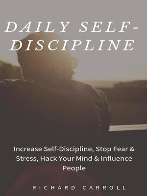 cover image of Daily Self-Discipline