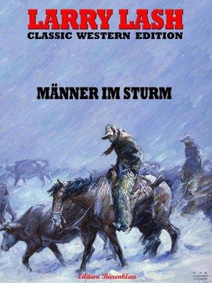 cover image of Männer im Sturm