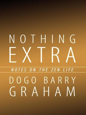 cover image of Nothing Extra