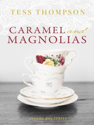 cover image of Caramel and Magnolias