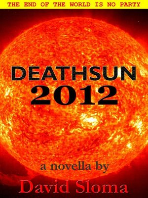 cover image of Deathsun 2012--novella