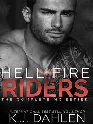 cover image of Hell's Fire MC Series Set
