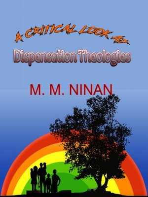 cover image of A Critical Look at Dispensation Theologies