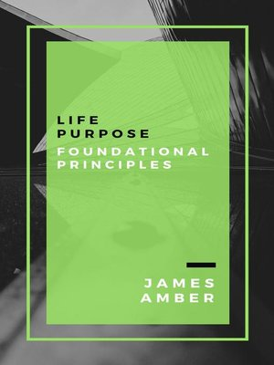 cover image of Life Purpose