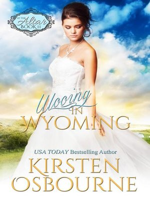 cover image of Wooing in Wyoming