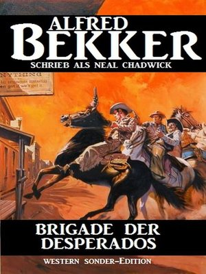 cover image of Brigade der Desperados