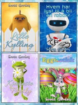 cover image of Fire Fantastiske Overraskende Avslutninger for Barn 3 til 5