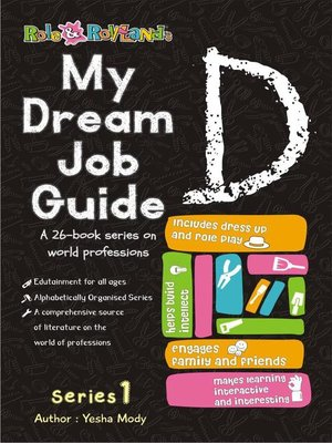 cover image of My Dream Job Guide D