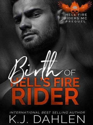 cover image of Birth of Hells Fire Rider