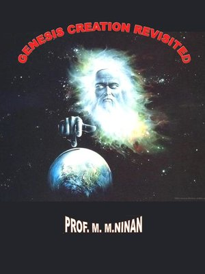 cover image of Genesis Creation Revisited