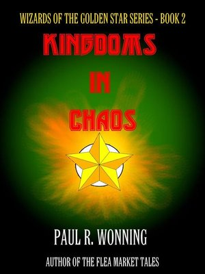 cover image of Kingdoms in Chaos