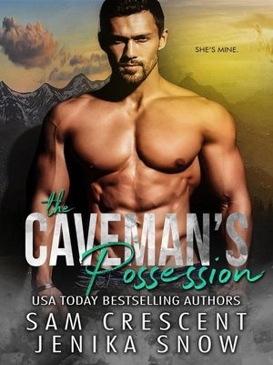cover image of The Caveman's Possession (Cavemen, 2)