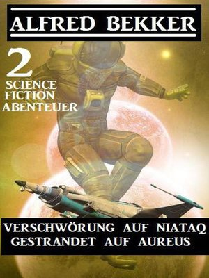 cover image of 2 Science Fiction Abenteuer