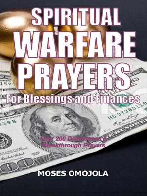cover image of Spiritual Warfare Prayers For Blessings and Finances