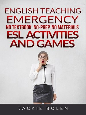 cover image of English Teaching Emergency