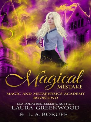 cover image of Magical Mistake